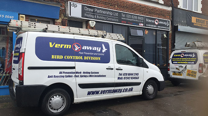 Vermaway Pest Control - covering Sutton, Cheam, Croydon, Kingston Epsom and all of London